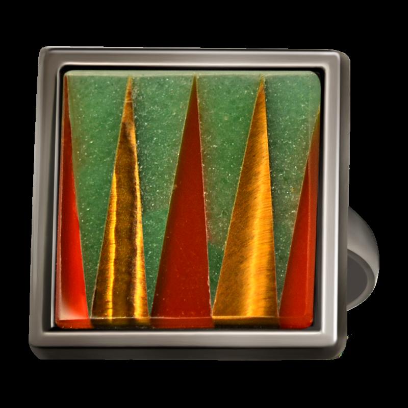 кольцо SUPR9 украшения Dzhanelli Jewellery House