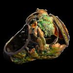 кольцо Tor2 украшения Dzhanelli Jewellery House