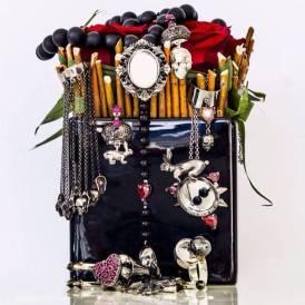 кольцо Love before you die украшения Dzhanelli Jewellery House