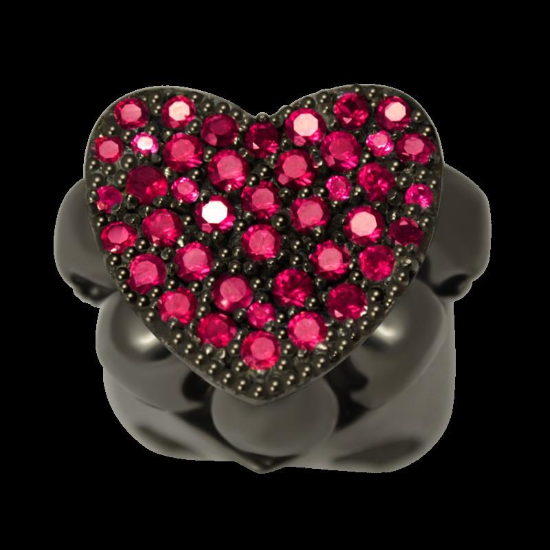 кольцо  Only lovers украшения Dzhanelli Jewellery House