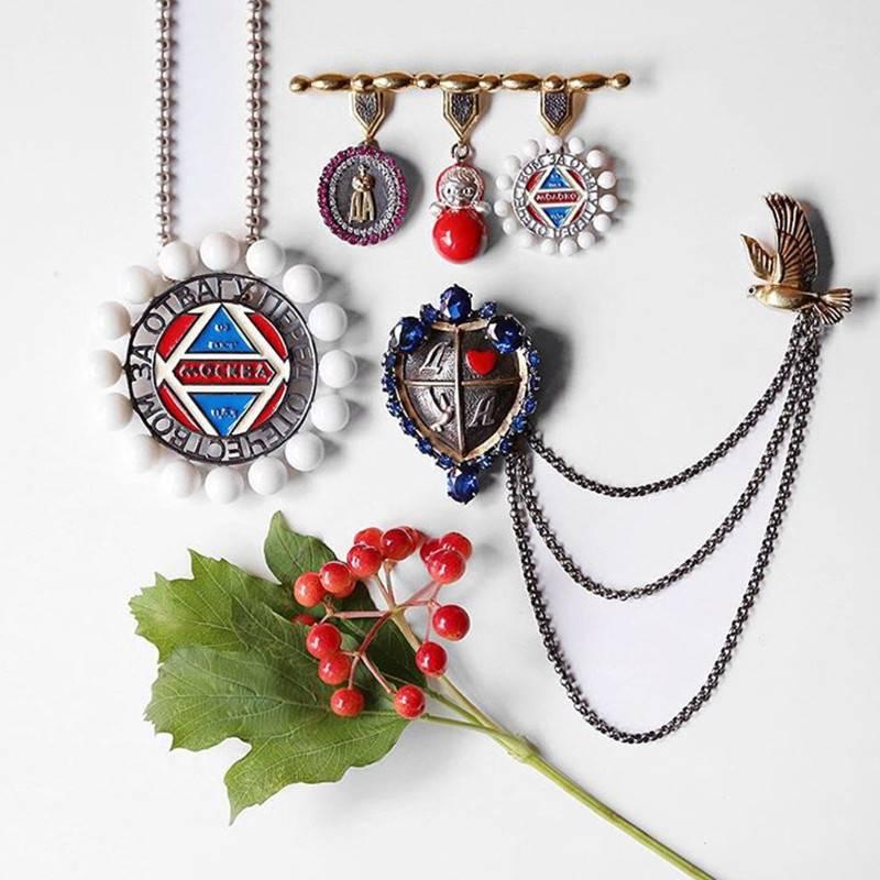 ОРДЕН ДЕТСТВА украшения Dzhanelli Jewellery House