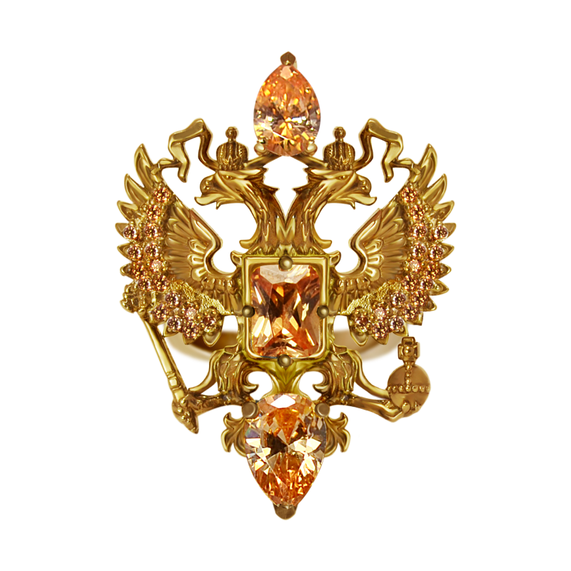 кольцо SV11 украшения Dzhanelli Jewellery House