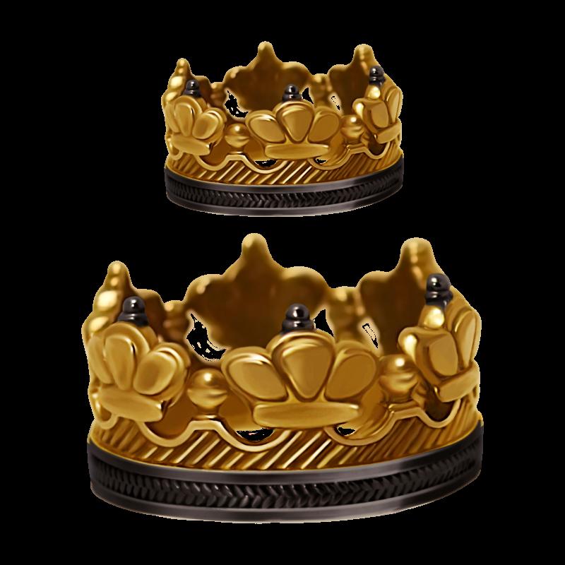 комплект из двух колец SV2 украшения Dzhanelli Jewellery House