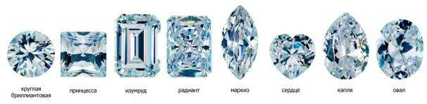 Бриллиант украшения Dzhanelli Jewellery House