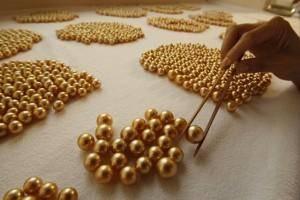 Жемчуг украшения Dzhanelli Jewellery House