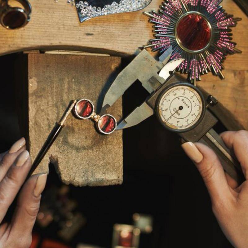 Брошь LORNET украшения Dzhanelli Jewellery House