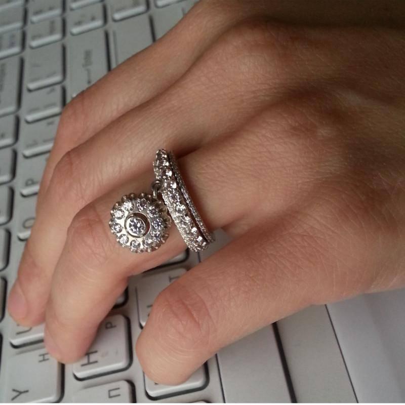 кольцо R25 украшения Dzhanelli Jewellery House