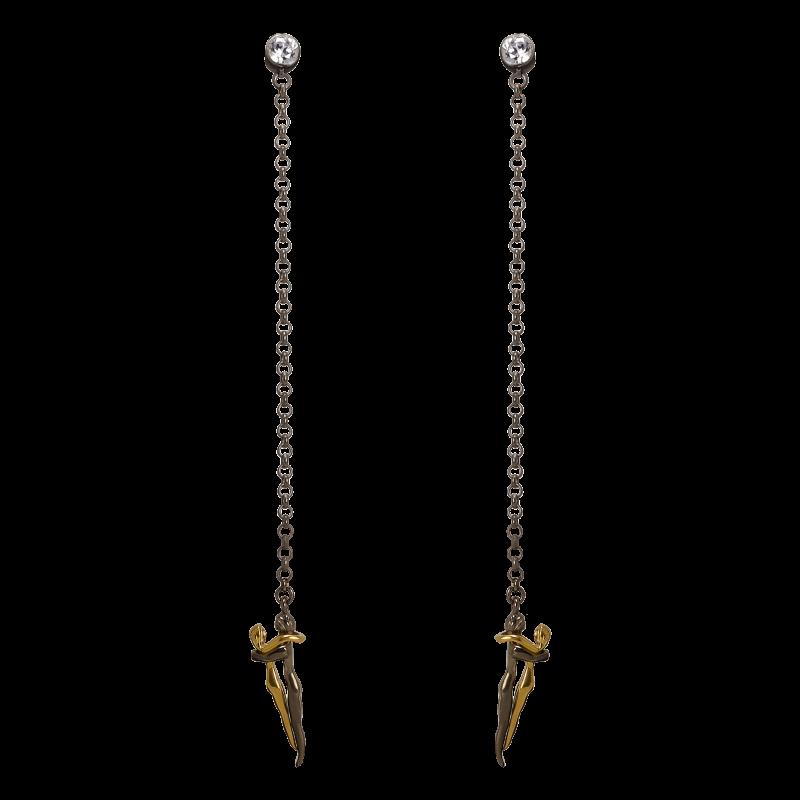 серьги LS-8  (Копия) украшения Dzhanelli Jewellery House