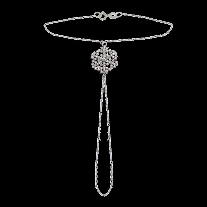 кольцо-браслет Rime_B5 украшения Dzhanelli Jewellery House