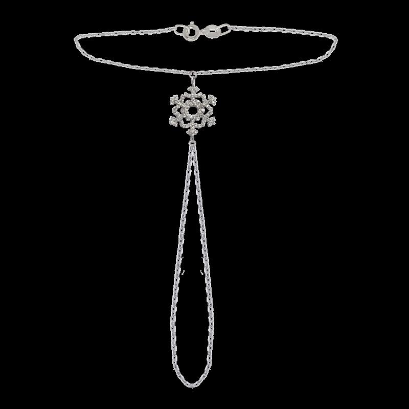 кольцо-браслет Rime_B6 украшения Dzhanelli Jewellery House