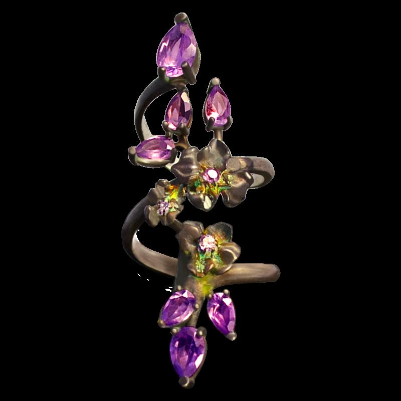 кольцо Toxr9 украшения Dzhanelli Jewellery House