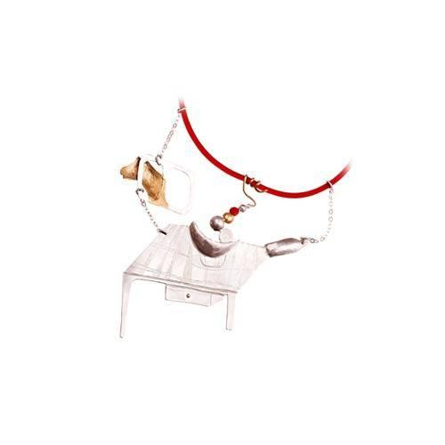 ожерелье mch_5 украшения Dzhanelli Jewellery House