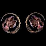 серьги Tox2 украшения Dzhanelli Jewellery House