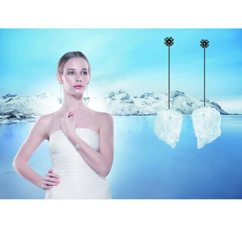 Ice Floe украшения Dzhanelli Jewellery House