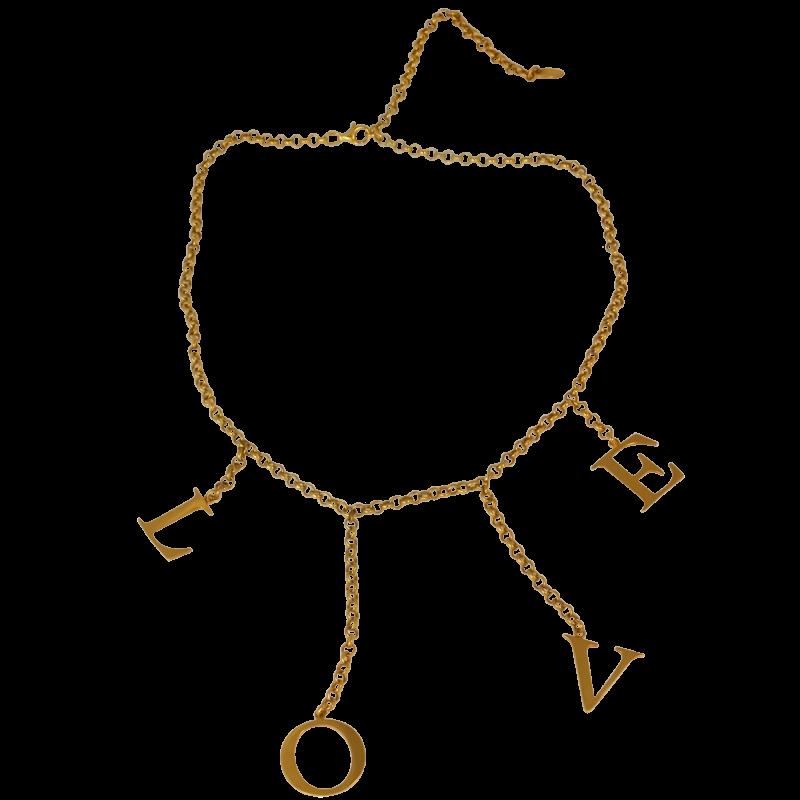 колье Чувства  (Копия) украшения Dzhanelli Jewellery House