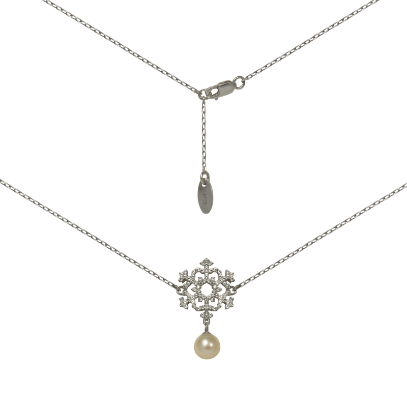 Snowflake  (Копия) украшения Dzhanelli Jewellery House