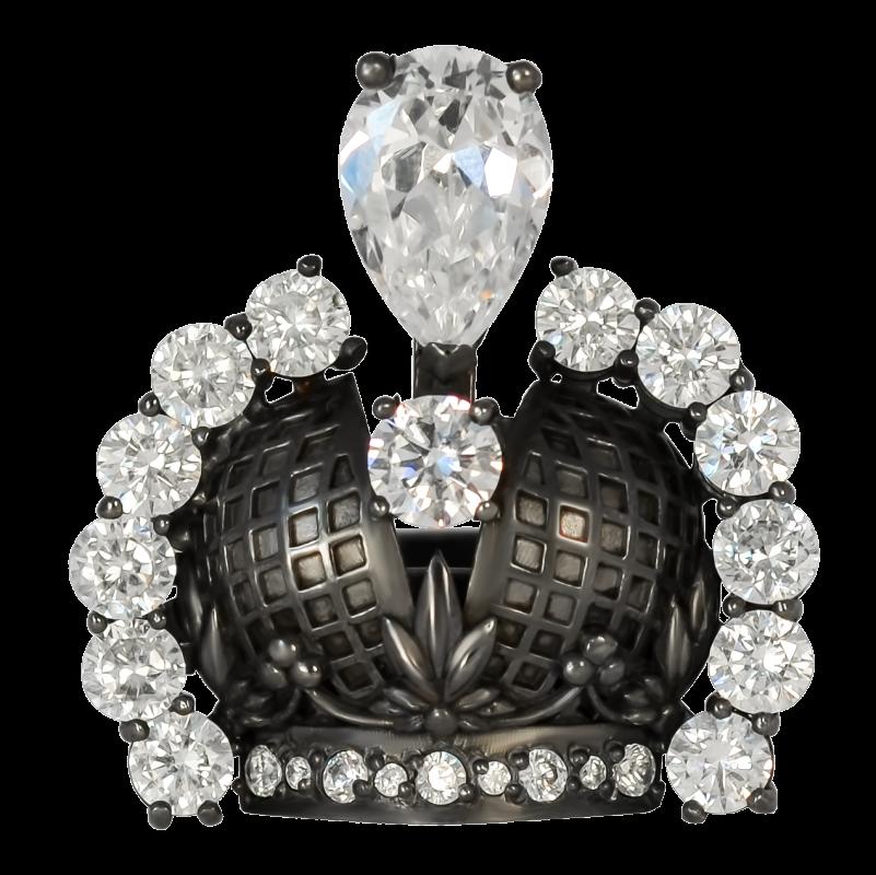 ИМПЕРСКАЯ КОРОНА  (Копия) украшения Dzhanelli Jewellery House