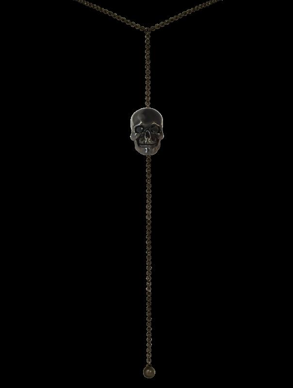 Серьги Череп  (Копия) украшения Dzhanelli Jewellery House