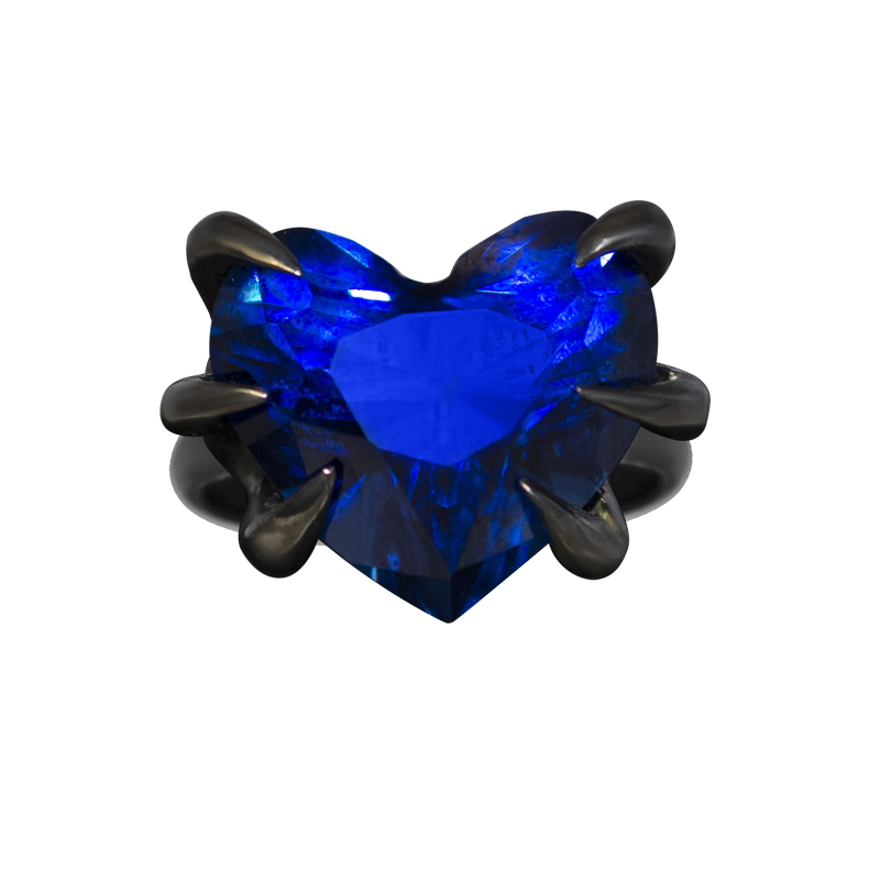 кольцо «Когти» украшения Dzhanelli Jewellery House