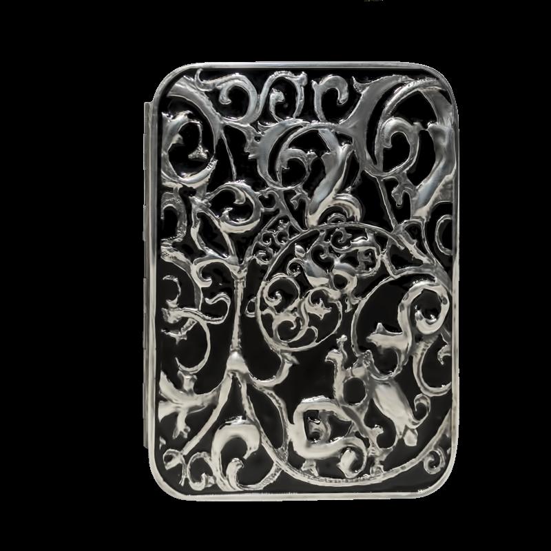 Портсигар украшения Dzhanelli Jewellery House