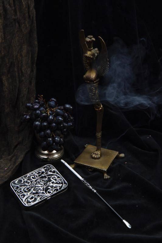 Мундштук украшения Dzhanelli Jewellery House