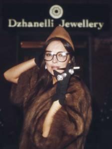 Предновогоднее приключение «Выход через ювелирную лавку» украшения Dzhanelli Jewellery House