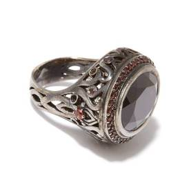 Перстень украшения Dzhanelli Jewellery House