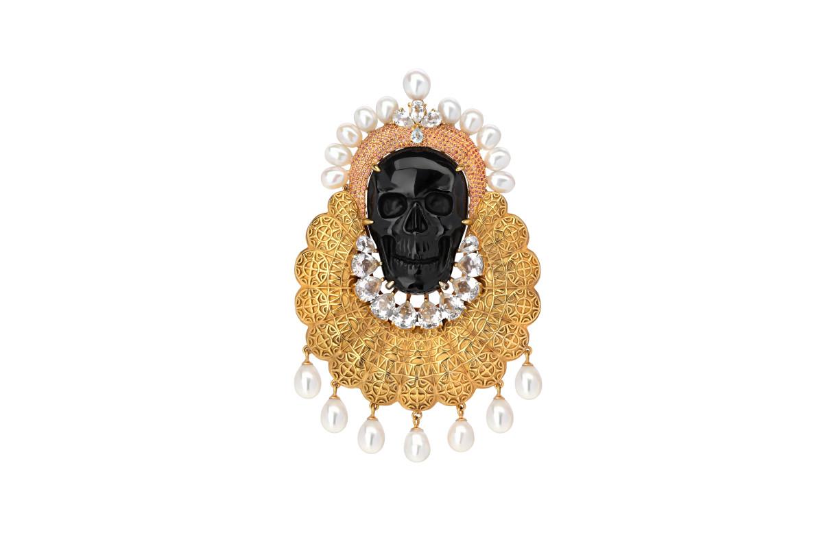Элизабет Тейлор украшения Dzhanelli Jewellery House