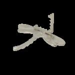 Заколка «Блестящая Стрекоза» украшения Dzhanelli Jewellery House