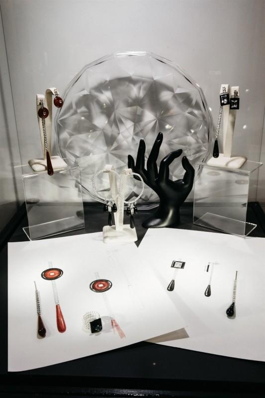 Презентация новой коллекции Dark Deco украшения Dzhanelli Jewellery House