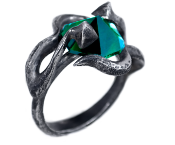 ring Serpentes SR4