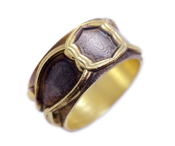 ring Serpentes SR6