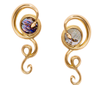 earrings Serpentes SE-1