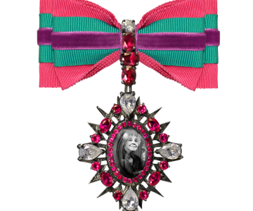 brooch A true woman (Faina Ranevskaya)