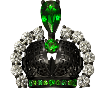 ring Imperial crown